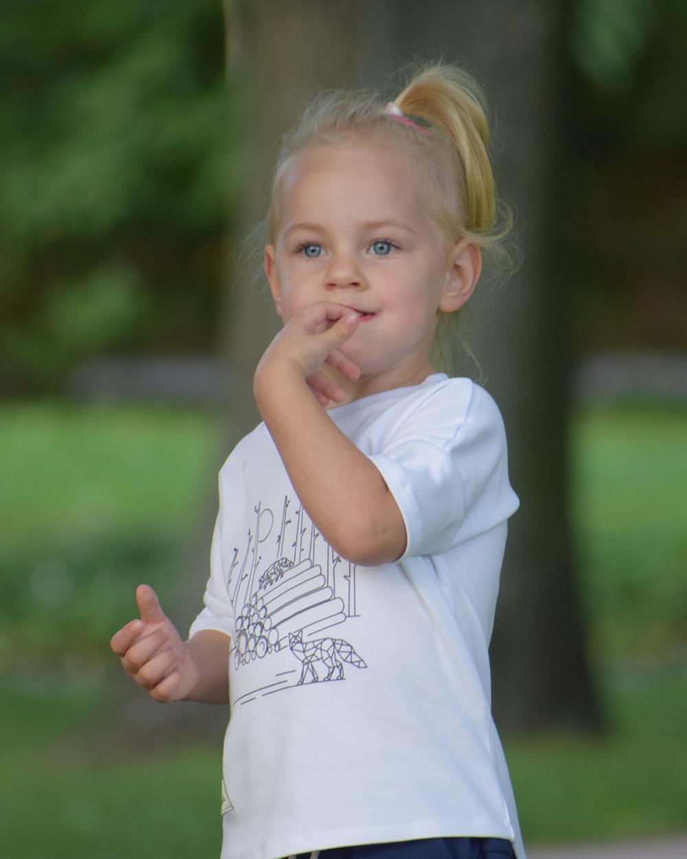 nietypowe koszulki dla dzieci